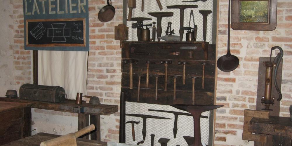 atelier de ferblantier